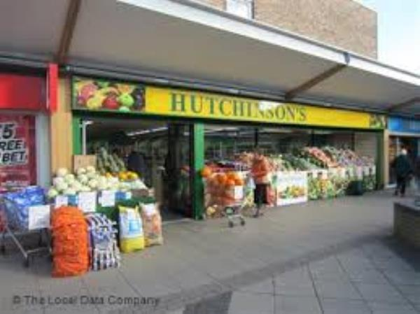 Hutchinsons Fruit and Veg